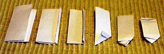 Как сделать конверт для хранения семян