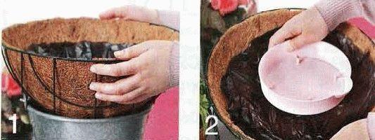 Цветы в подвесных корзинах – что и как сажать