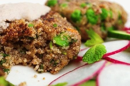 блюда из амаранта рецепт фото