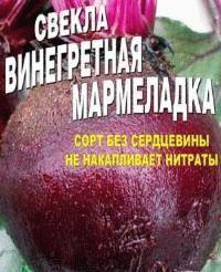 свекла сорт Винегретная Мармеладка фото