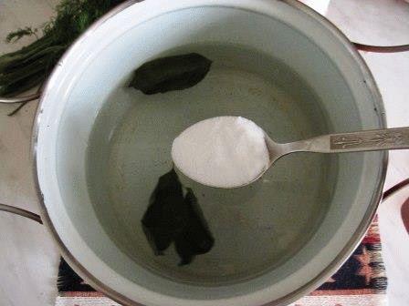 Заготовка из цветной капусты рецепт с фото