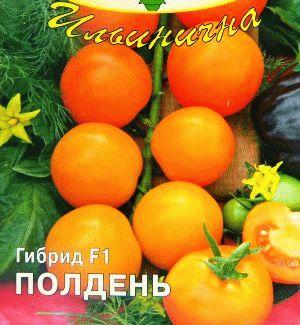 томат черри гибрид  F1 Полдень фото