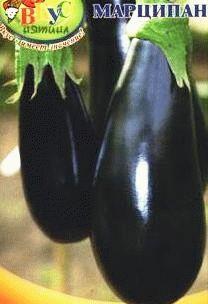 баклажан сорт Марципан фото