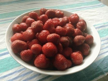 рецепт джема из клубники с желфиксом