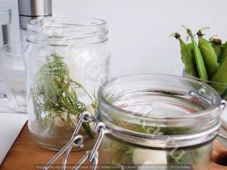 рецепт консервирования зеленого горошка в домашних условиях