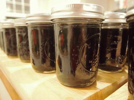 варенье из черноплодной рябины рецепты