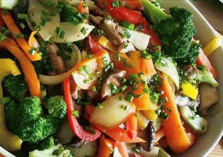 Заправка для овощного супа рецепт