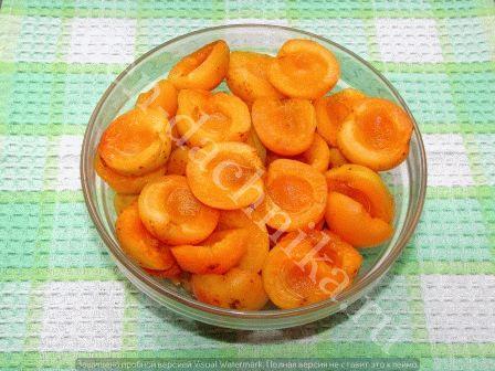 варенье из абрикосов фото