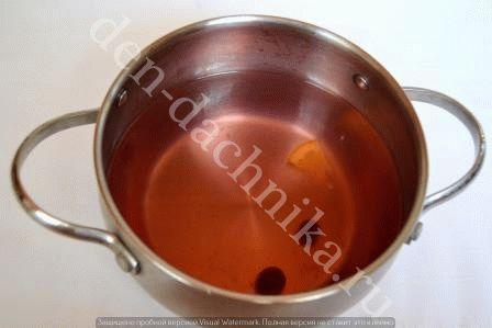 компот крыжовник с апельсином на зиму рецепты