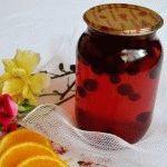 Компот из крыжовника и апельсина на зиму, рецепт с фото пошагово