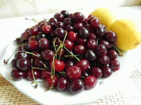 как варить вишневое варенье на зиму