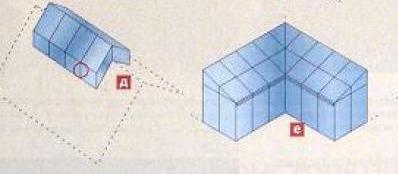 Форма зимнего сада - варианты д, е
