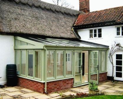 вегетационные домики фото