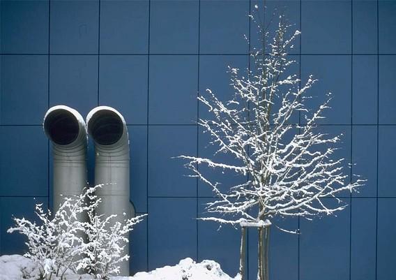Вентиляция зимнего сада