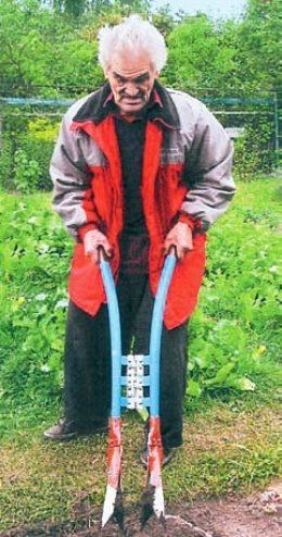 садовые инструменты для пожилых людей - мой опыт самостоятельного изготовления