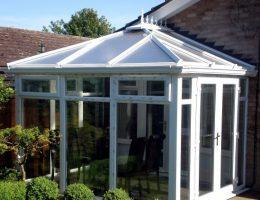 Проектирование крыши зимнего сада