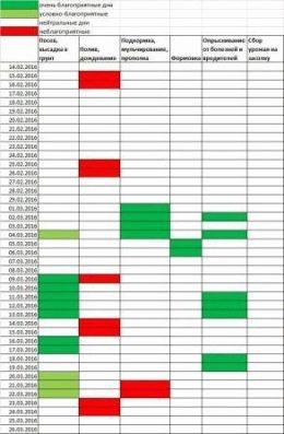 Огурцы лунный календарь посадки в 2016 году