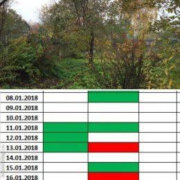 Лунный календарь работы садовода на 2018 год