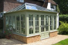 Проектирование зимнего сада - общие принципы