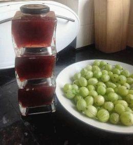 Как варить варенье из крыжовника на зиму, рецепты (классическое, пятиминутка, изумрудное)
