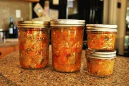 Рецепты заправки на зиму для супов, щей, борща со свеклой